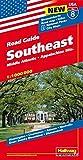 Hallwag USA Road Guide 08. Southeast 1 : 1 000 000: Middle Atlantic, Appalachian Mts. Straßenkarte Road map. Index. National Parks. City Maps: ... ... ... Shenandoah (Hallwag Strassenkarten)