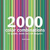 Best Textiles - 2000 Color Combinations: For Graphic, Textile, and Craft Review