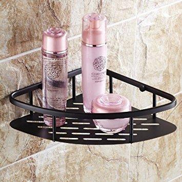 Rozin Öl eingerieben Bronze Wandhalterung Halter Badezimmer Dusche Caddy Ablage -