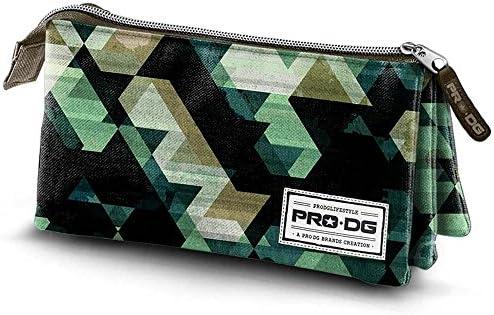 PRODG PRODG Triple Pencil Case Triage Trousses, 23 23 23 cm, Multicolore (MulticoloRouge ) B06XQNJ62T | Structurels élégantes  4470c9