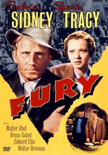 Fury - Fritz Lang, Spencer Tracy [DVD] [1936] by Spencer Tracy