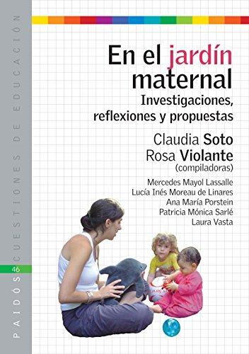 En el jardin maternal eBook: SOTO CLAUDIA ALICIA, VIOLANTE ...