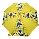MINIONS Stockschirm, gelb (Gelb) - MINIONS005001