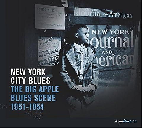 New York City Blues - The Big Apple Blues Scene 1951-1954