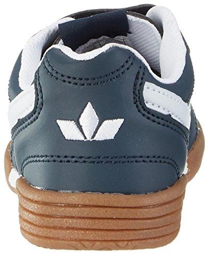 Lico  Bernie V,  Scarpe sportive indoor unisex bambino Blu (Blau (marine/weiss))