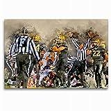 Leinwand American Football 120x80cm, Special-Edition - 2