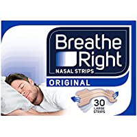 Breathe Right Nasal Strips Large Size 30 Strips preisvergleich bei billige-tabletten.eu