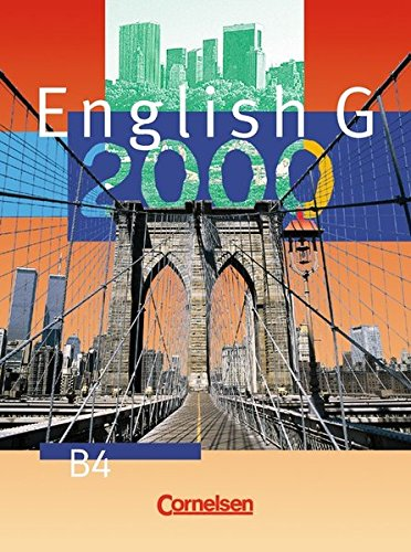English G 2000 - Ausgabe B / Band 4: 8. Schuljahr - Schülerbuch,