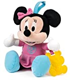 Clementoni 14411 - Peluche più Mordicchioso Baby Minnie