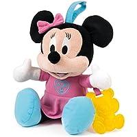 Minnie Mouse - Peluche, abrázalo y aprende (Clementoni 65978.4)