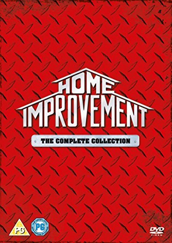 Home Improvement Season 1-8 [UK Import] (Dvd Home Improvement)