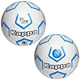 Kappa PLAYER MINIBALL NAPOLI WHITE-AZURE
