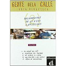 Gente de la calle 2. Guía didáctica (Ele - Texto Español)