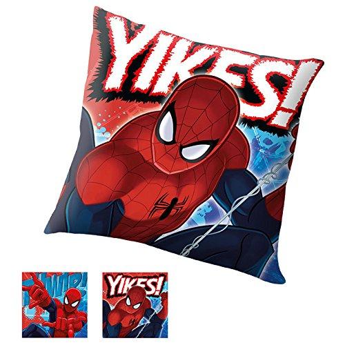 Spiderman - Marvel Spiderman cuscino 40 x 40 cm - B014AFLXWE