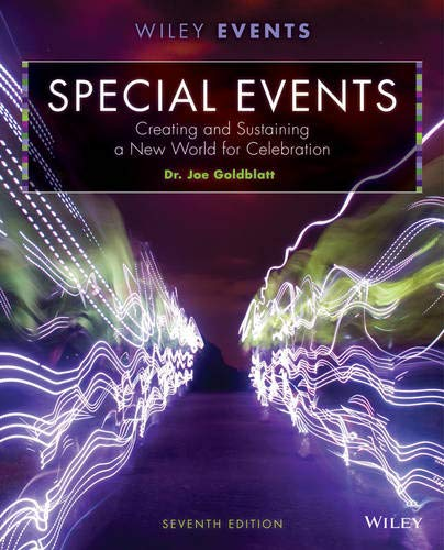 Special Events (The Wiley Event Management Series)