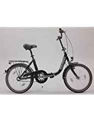 20 Zoll Fahrrad mit 3-Gang Shimano Nabenschaltung