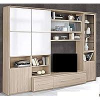 Amazon.it: mobili soggiorno componibili - Pareti attrezzate ...