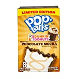 Limited Edition Frosted Chocolate Mocha Pop Tarts, 400g