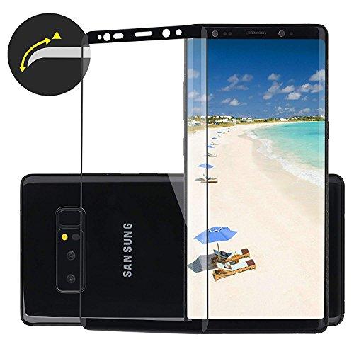 Samsung Galaxy Note 8 Panzerglas Schutzfolie Displayschutzfolie 9H Härte-Anti Kratzen,Öl,Bläschen,Fingerabdruck,Hohe Transparenz,Schutzfolie für Samsung Galaxy Note 8