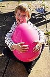 JJCkids Huevo Gigante de plástico Listo para Rellenar con Juguetes para cumpleaños...