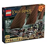 LEGO The Lord of The Rings Pirate Ship Ambush Set - LEGO