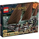 LEGO LOTR 79008 Pirate Ship Ambush (Discontinued by manufacturer) by LEGO