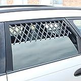 Me & My Pets Lüftungsgitter/Fenstersicherung Hund für Autofenster
