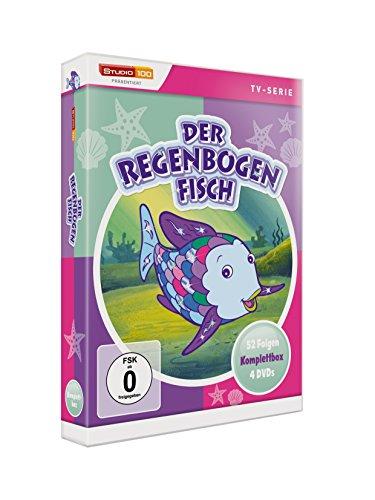 Der Regenbogenfisch - Komplettbox (4 DVDs)