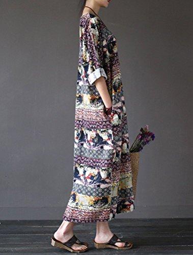 MatchLife -  Vestito  - Vestito - Donna Viola