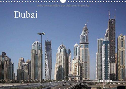 Preisvergleich Produktbild Dubai (Wandkalender 2015 DIN A3 quer): Boomstadt (Monatskalender, 14 Seiten)