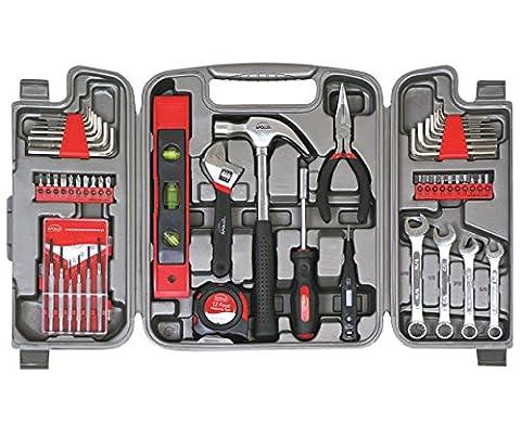 53 Teilig Werkzeugset Werkzeukasten
