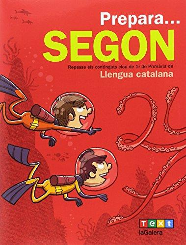 Prepara... Segon. Llengua catalana (Quaderns estiu) - 9788441230149 por Anna Canyelles