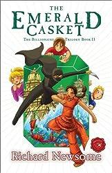 Emerald Casket, The: The Billionaire's Curse Trilogy Book II (Billionaire Series) by Richard Newsome (2013-10-10)