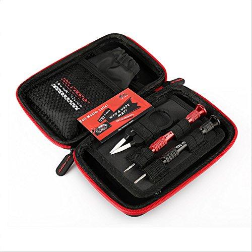Original Coil Master DIY Kit Mini, besonders klein und handlich, ideal für unterwegs -
