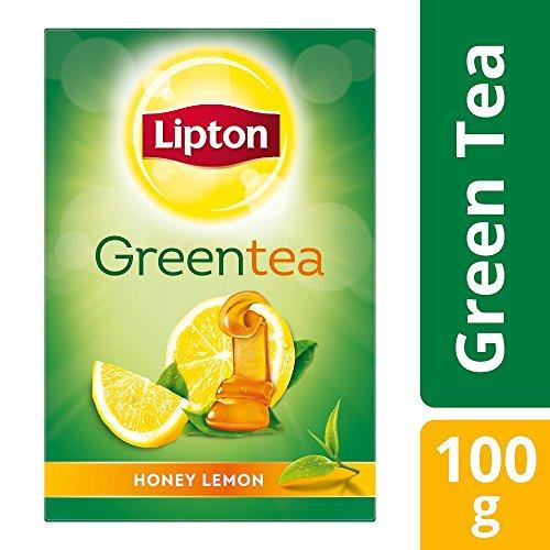 Lipton Honey Lemon Green Tea (100GM)
