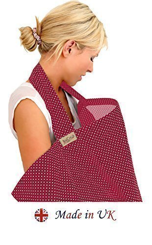 bebechic-top-quality-100-cotton-breastfeeding-covers-boned-nursing-tops-with-storage-bag-red-wine-wh