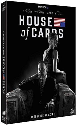 House of cards : l'intégrale de la deuxième saison
