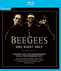One Night Only [Blu-ray] [2013] [Region Free]
