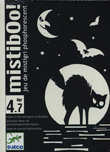 Mistiboo : Jeu de mistigri phosphorescent