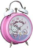 Best HELLO KITTY Alarm Clocks - Hello Kitty Petite Metal Twinbell Bedside Alarm Clock Review