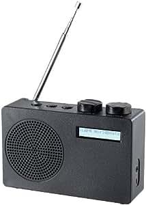 VR-Radio Dab Radios: Mobiles DAB+/FM-Radio DOR-100.rx mit RDS-Funktion (Dab Plus Radios)