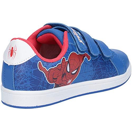 Leomil Garçon Spiderman Baskets