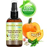 Organic Pumpkin Seed Oil is rich in vitamins A, C, E and K, enzymes, fatty acids, iron, and zinc. It is considered extremely nourishing and moisturizing, especially in helping to prevent fine lines. Organic Pumpkin Seed Oil provides a clear and a smo...