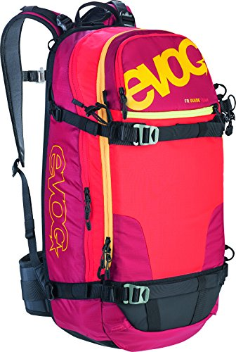 EVOC Protektor Rucksack FR Guide Team Red-Ruby