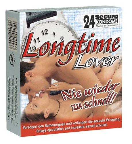 24 Kondome Secura Longtime Lover
