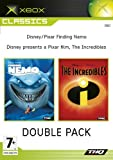 Cheapest Finding Nemo & The Incredibles Double Pack on Xbox