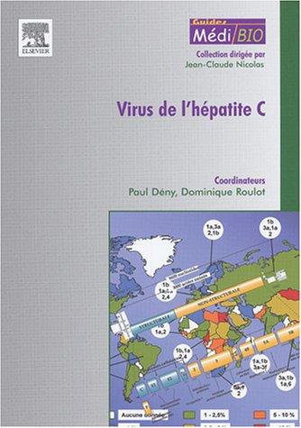 Le virus de l'hépatite C par Paul Deny