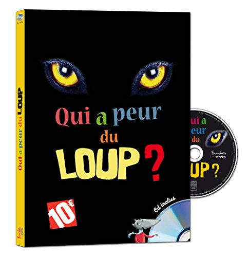 Qui a peur du loup (1CD audio)