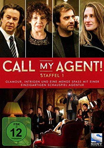 Call my Agent - Staffel 1 [2 DVDs] - 2 Cameo-serie