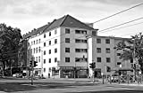 hansepuzzle 67711 Gebäude - Wohnviertel, 500 Teile in hochwertiger Kartonbox, Puzzle-Teile in wiederverschliessbarem Beutel.